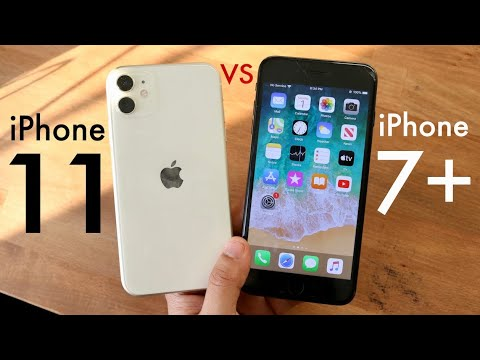 iphone 11 vs iphone 8 plus