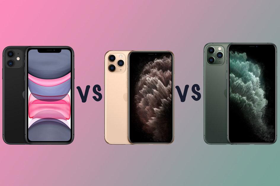 iphone 11 vs xs