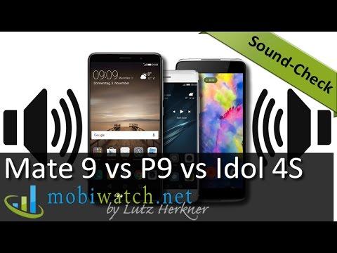 huawei p9 vs mate 9