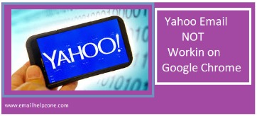 why is yahoo mail not working